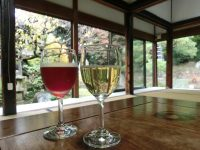 【千葉・青戸発】ぶどう寺でワイン♪信玄餅詰め放題とハイジの村でランチバイキング